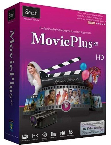 Serif Movie Plus X5 ISO