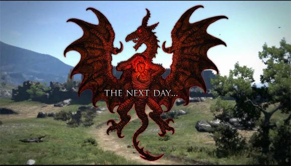 【ドラゴンズ ドグマ】公式サイトオープン! PS3/Xbox360で、2012年初頭発売!!