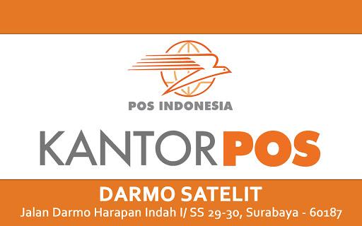 Kantor Pos Darmo Satelit Kantor Pos Kami Berlokasi Di Darmo Harapan Indah 1 Ss 29 30 Surabaya