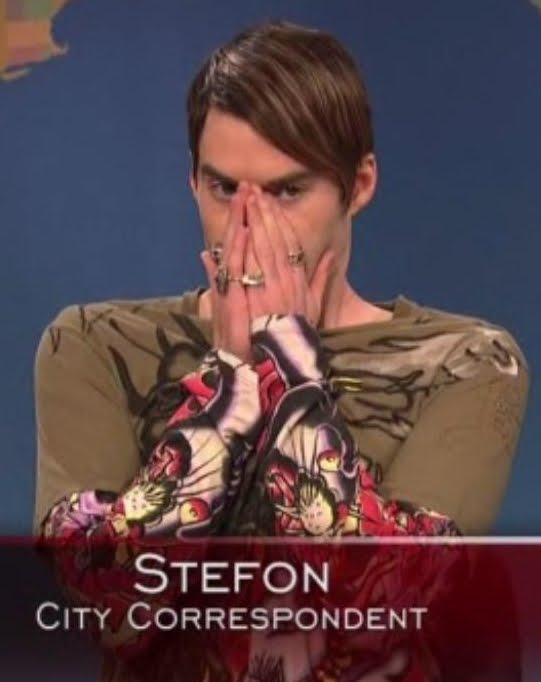 bill hader snl stefon - photo #8