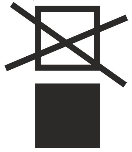 значки на коробках обозначение
