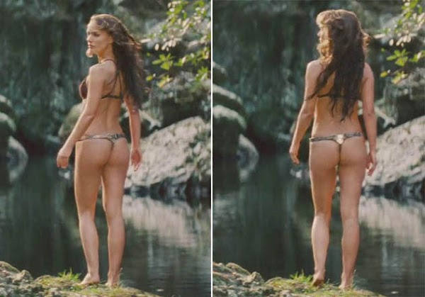 daily BEST:Natalie Portman in a thong! Pictures!!(2):babe