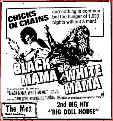 Image result for black mama white mama poster nothing in common