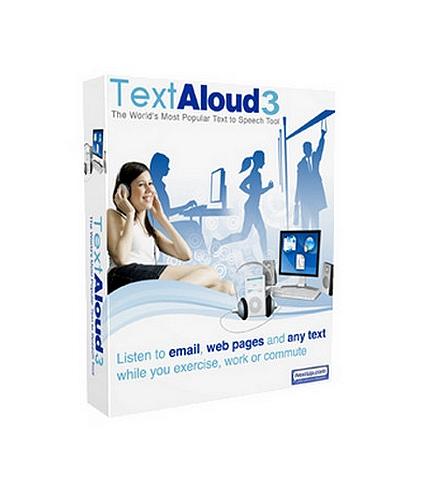 TextAloud v3.0.40 Full + Voz Juan,Javier,Francisca,Jorge, Deja que tu Ordenador Lea por Tí