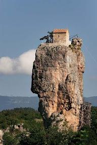 Ermita de Chiatura (Georgia)