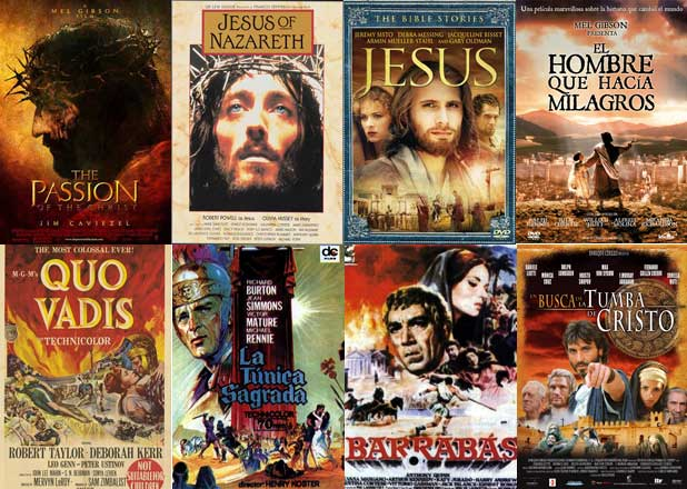 Películas para Semana Santa