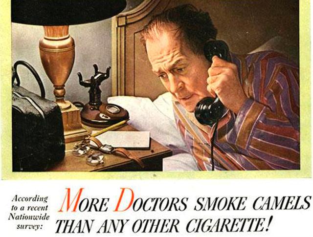 Dark Roasted Blend: Weird Vintage Ads (Outrageous!)