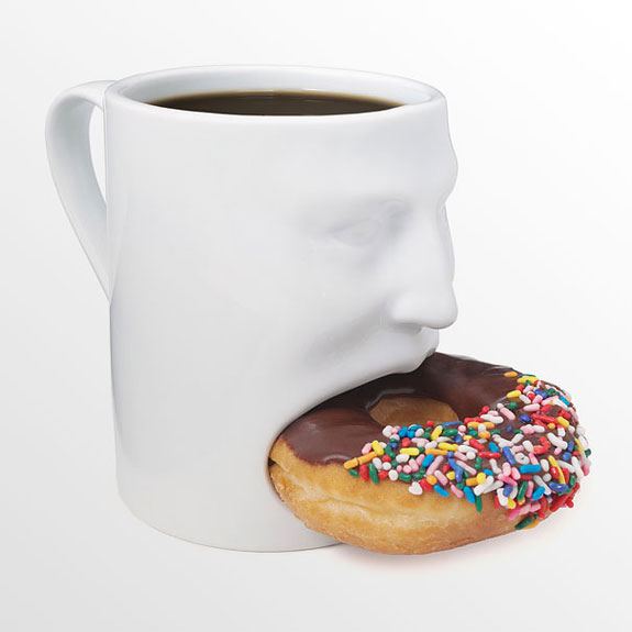 Cup Design Ideas 50 cool and unique coffee mugs you can buy right now 8 Face Mug