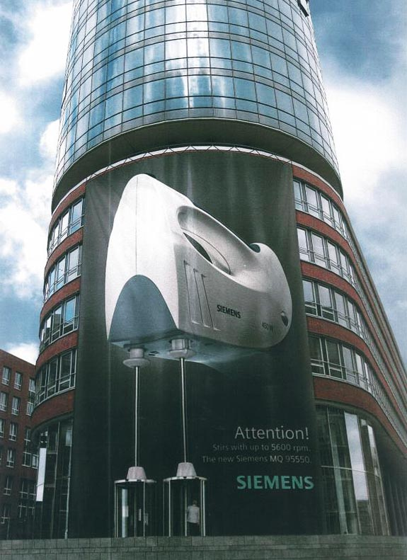 20 Clever Ads On Buildings Demilked