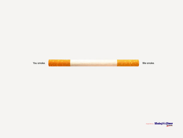 33 Creative Anti Smoking Ads Demilked