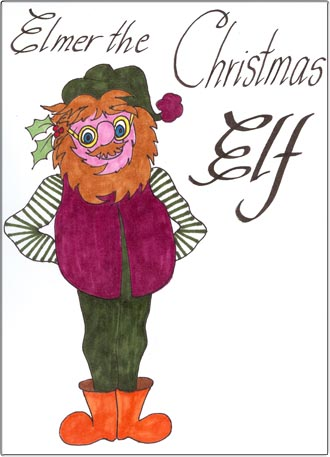 Elmer the Christmas Elf — Marilyn E. Randall