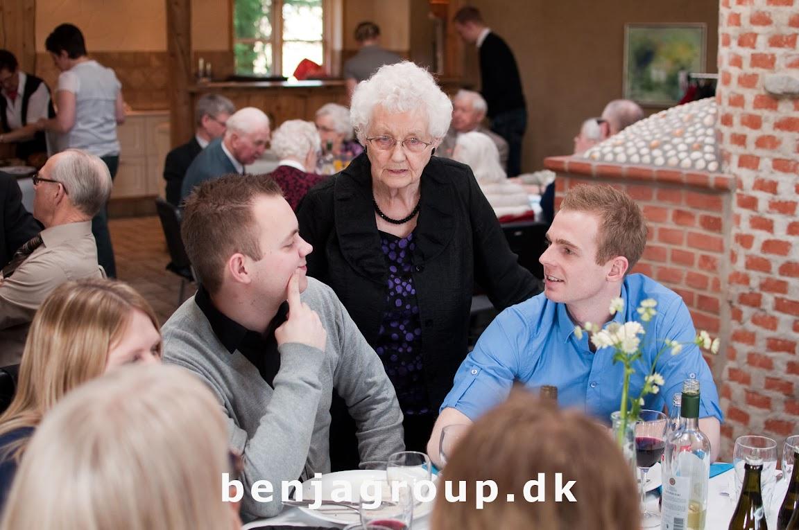 Mormors 80-års Fødselsdag