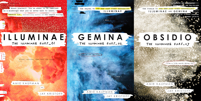 Image result for the illuminae files series covers