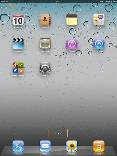 เทคนิคการ Jailbreak iPad iOS version 4.2.1 ด้วย greenpois0n Ipad019