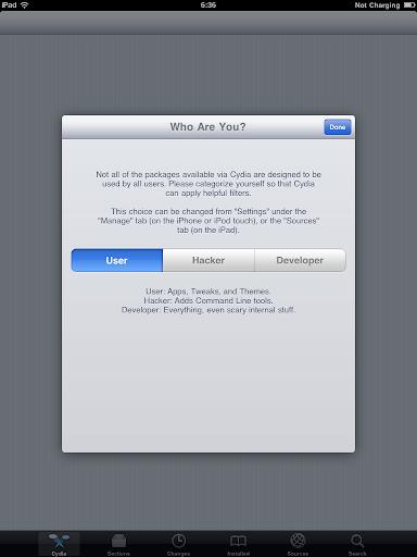 เทคนิคการ Jailbreak iPad iOS version 4.2.1 ด้วย greenpois0n Ipad029
