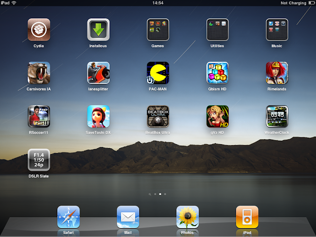 เทคนิคการ Jailbreak iPad iOS version 4.2.1 ด้วย greenpois0n Ipad068