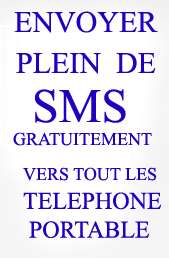sms gratuit