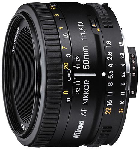 Nikon 50mm f1.8D在菲林的表現