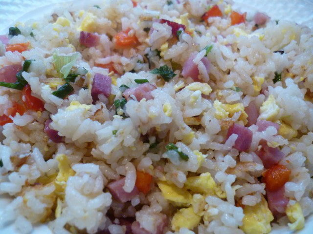 Successful Fried Rice