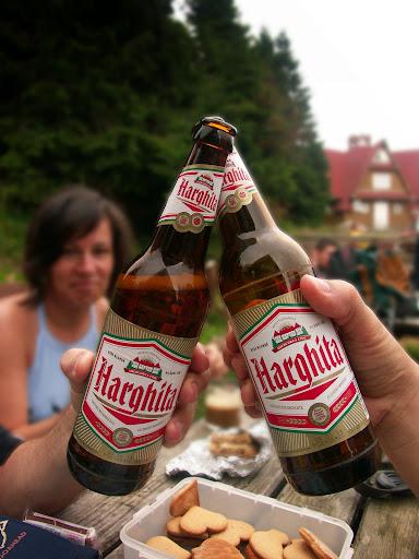 Hargita sör a Hargitán