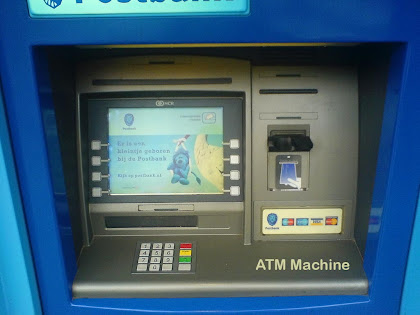 Automated Teller Machine ATM