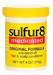 sulfur 8 anti dandruff hair and scalp conditioner