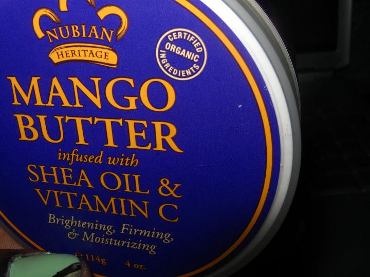 nubian heritage mango butter