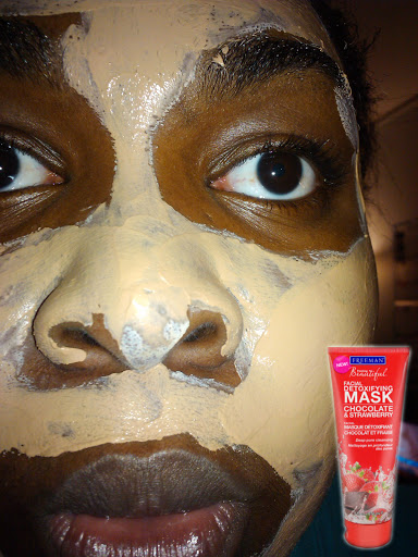 Freeman's Chocolate & Strawberry Facial Clay Mask