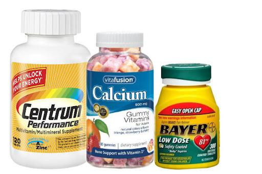 vitamins i take every morning