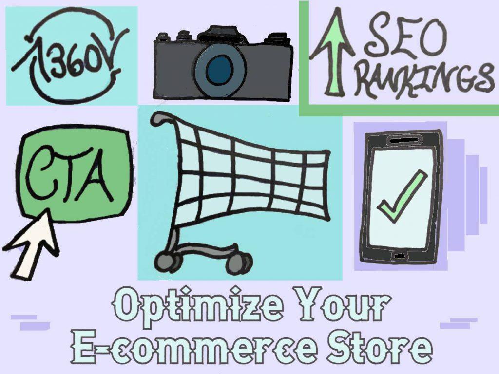Existe-t-il un moyen d'optimiser une boutique E-commerce