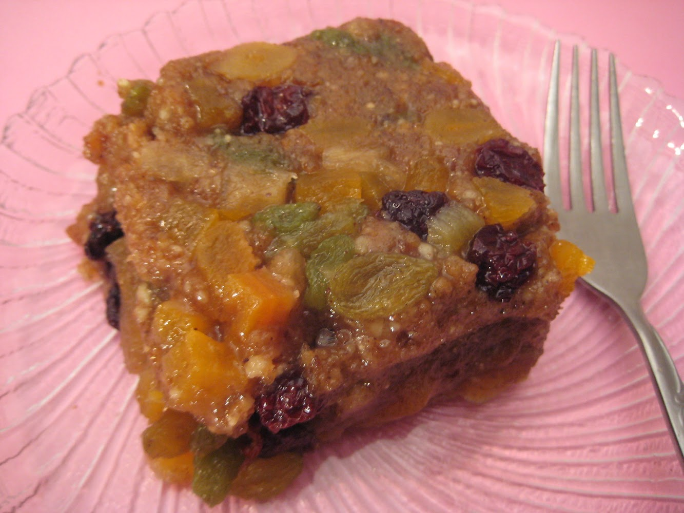 Food Teaser — Fruitcake
