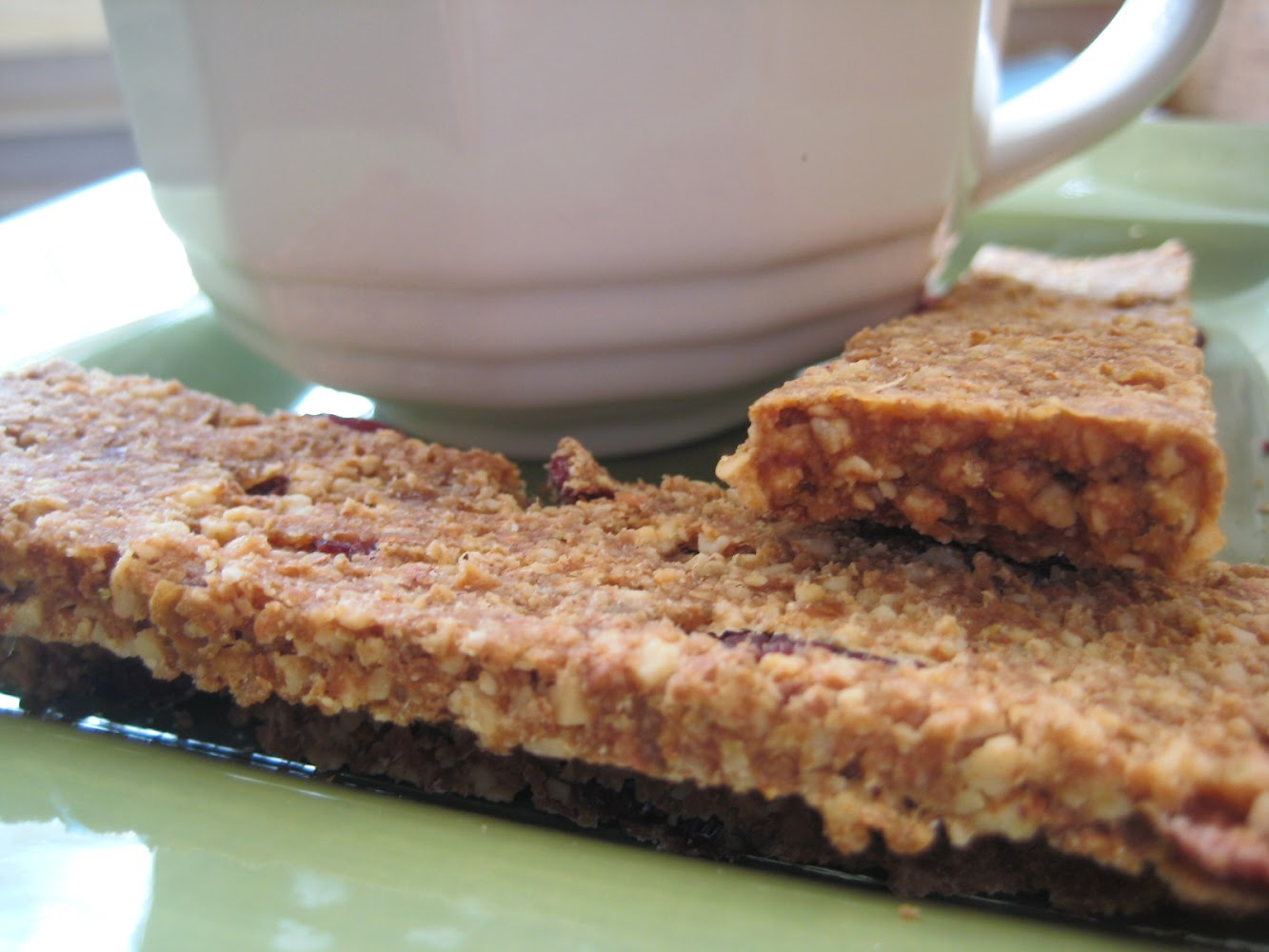 Oatmeal Cookie Biscotti