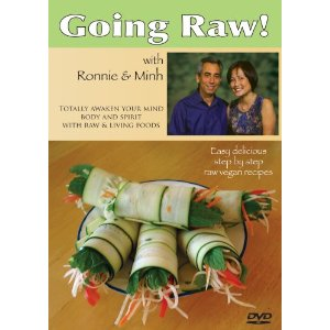 Going Raw DVD Giveaway 3 WINNERS CLOSED