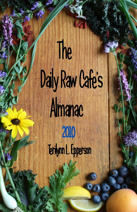 The Daily Raw Blog's Almanac 2010