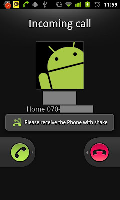 Accept And End Calls Just By Shaking Your Phone With ShakeCall