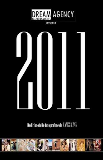 Dream Agency. Official Calendar 2011