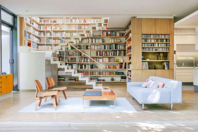 Thiết kế phòng đọc sách với không gian sáng tạo