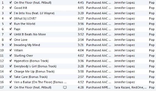 jennifer lopez love deluxe edition. Jennifer Lopez - Love?