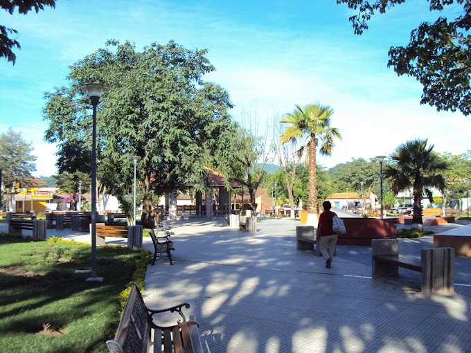 Caraparí: municipio tarijeño (Bolivia)