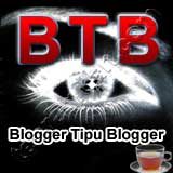blogger tipu blogger