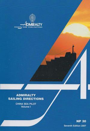 Admiralty Sailing Directions (Pilot Books) đủ bộ NP30