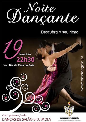 Noite Dançante 2011 - Casa da Gaia