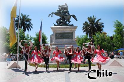 CHILE - Ballet Folclórico Municipal de Rancagua