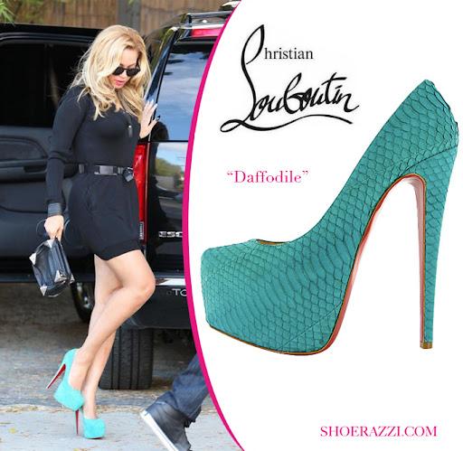 Christian Louboutin Daffodile Pump Shoes