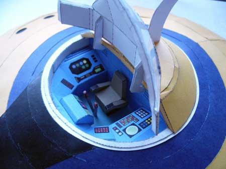 Grendizer TFO Papercraft