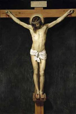 Diego de Velázquez (1599-1660), Cristo crucificado