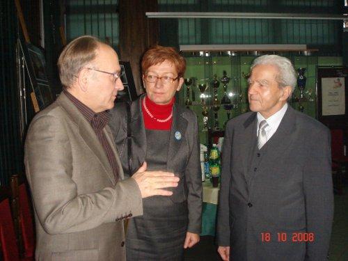 Spotkanie z prof. Edwardem Polańskim 1