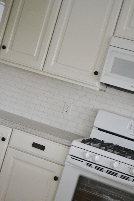 subway tile backsplash install ana white woodworking projects