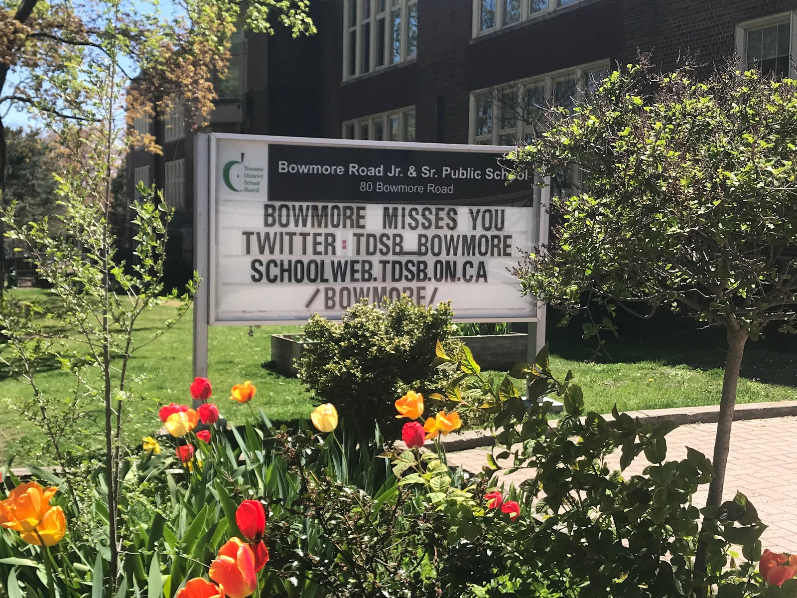 Bowmore School photo