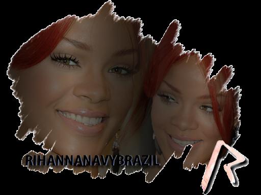 Rihanna Navy Brazil